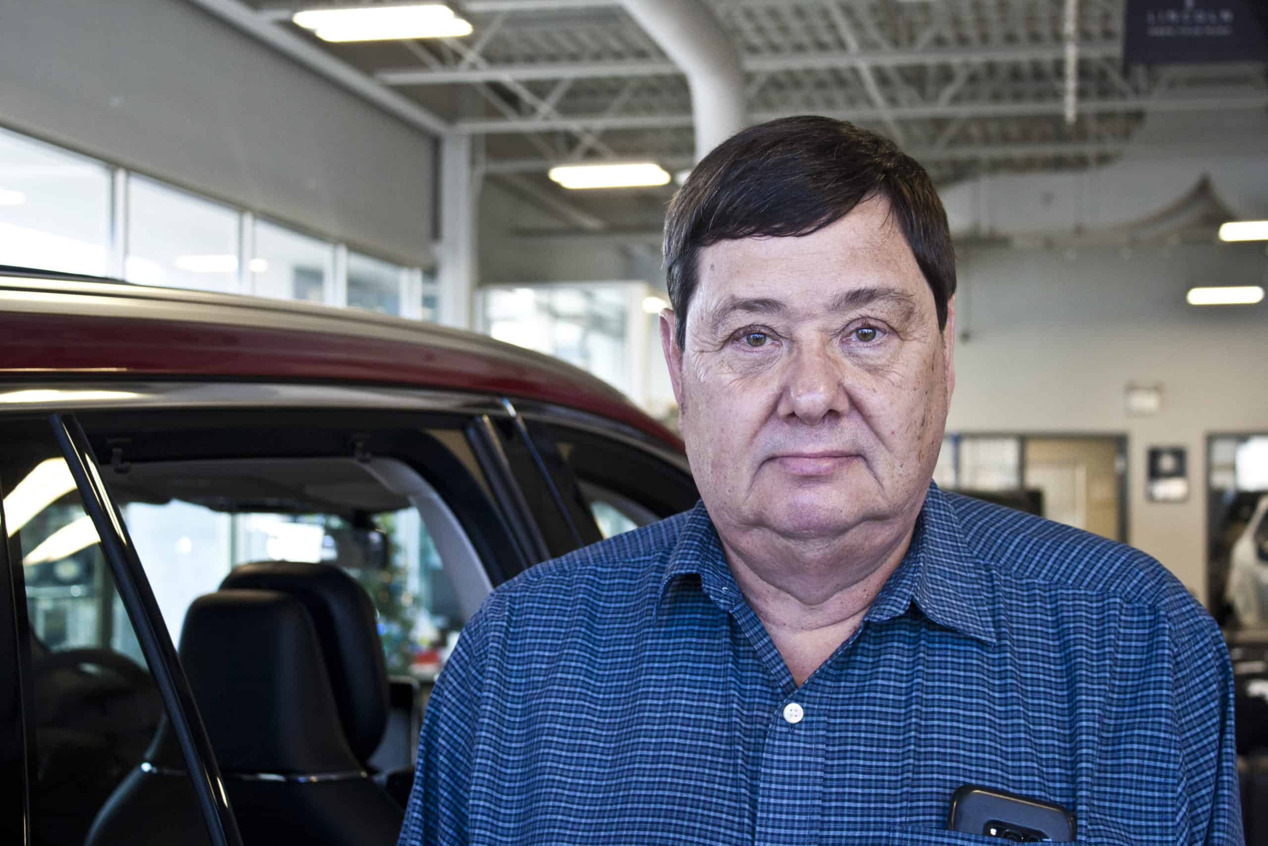 Mike Vadasz : Pre-Owned Lincoln Manager