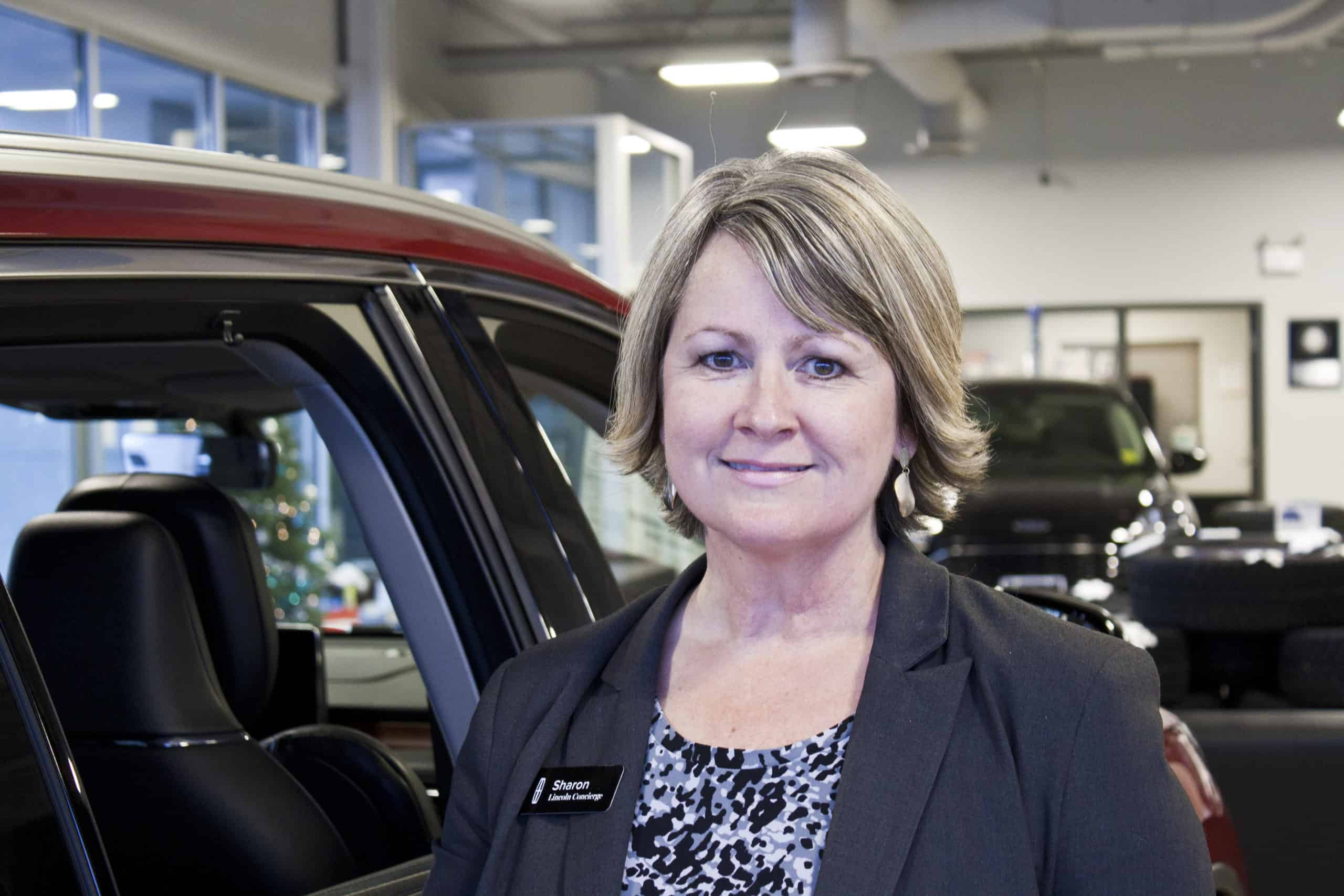 Sharon Featherstone : Concierge; VP of Operations & Marketing