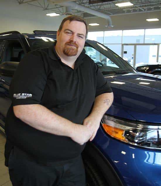 Jeremy Deveau : Assistant Parts Manager