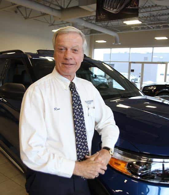 Ron Giles : Lincoln Brand Ambassador