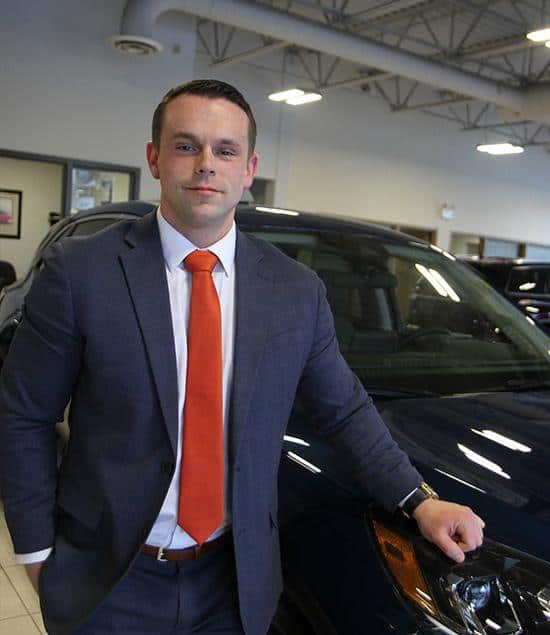 Shayne Couillard : General Sales Manager