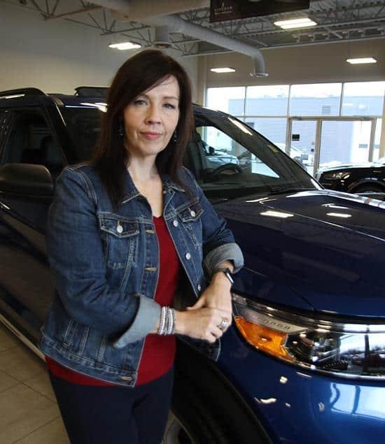 Virginia Hutchinson : Product Specialist