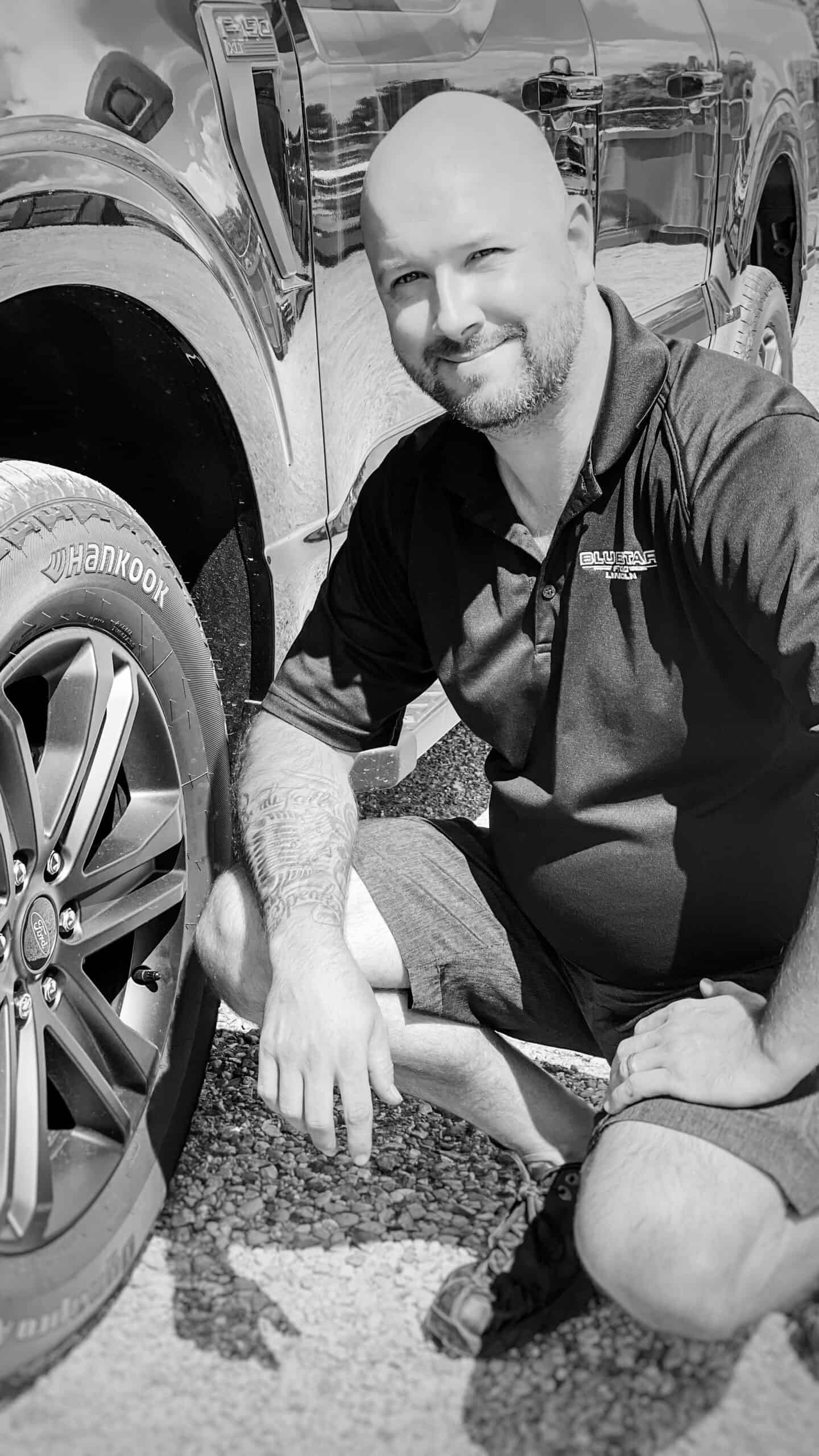 Wes Haegens : Service Advisor
